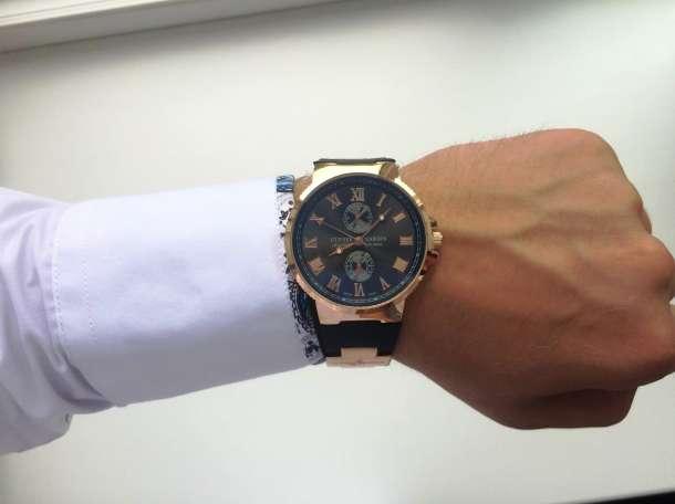Мужские часы с подарочной коробкой, фотография 3