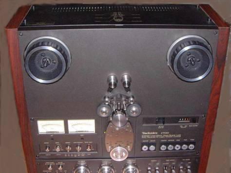 Старая качественная японская аудио аппаратура., фотография 1