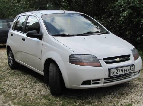 Продаю отличный авто Chevrolet Aveo, 2005 г., фотография 2