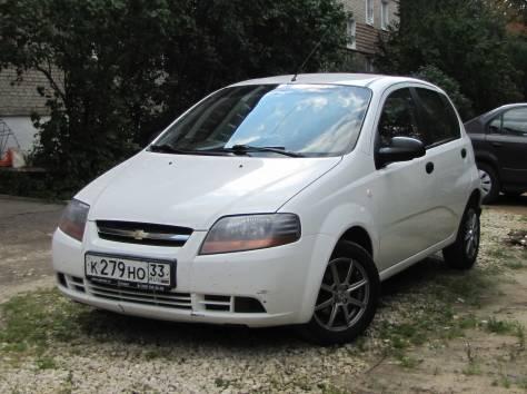Продаю отличный авто Chevrolet Aveo, 2005 г., фотография 3
