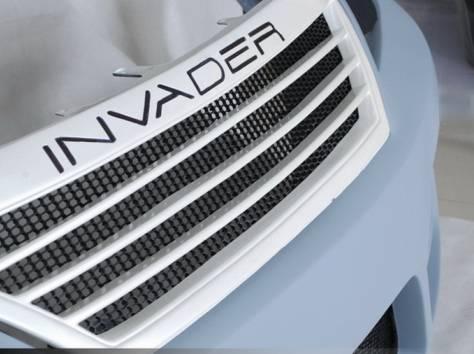 Наскучил Lexus? Закажи обвес! Тюнинг от фирмы INVADER на Lexus LX570!!! , фотография 1