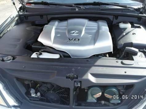 Серебристый Lexus GX470 2007г в отличном состоянии, фотография 4