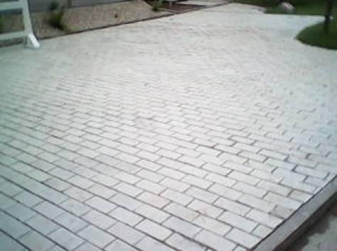 Укладка брусчатки и тротуарной плитки, фотография 3