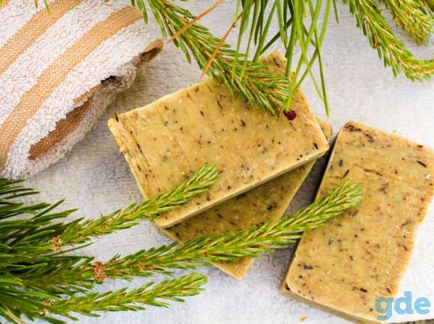 Натуральные мыла из растительных масел, фотография 3