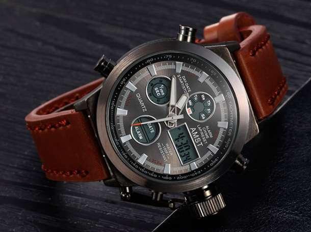 Часы AMST- Выбор надёжных мужчин!, фотография 1