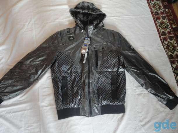 Курточка GMF мужская демисезонная новая р. 50-52, фотография 3