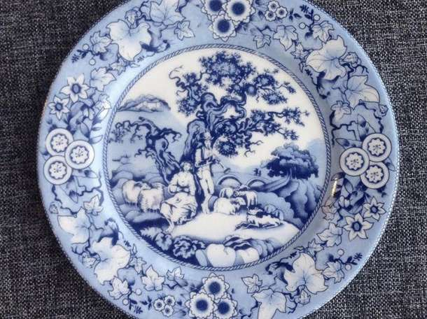 Посуда в сельском стиле, фотография 2