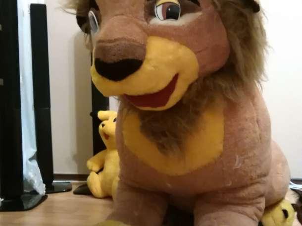 игрушка лев, фотография 2