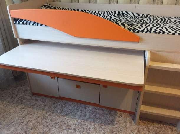 Детская кровать чердак, фотография 3