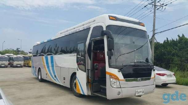 Туристический автобус Hyundai Universe Noble, фотография 1