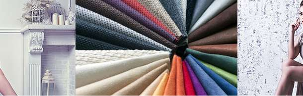 Итальянские ткани, пряжа и фурнитура, фотография 2