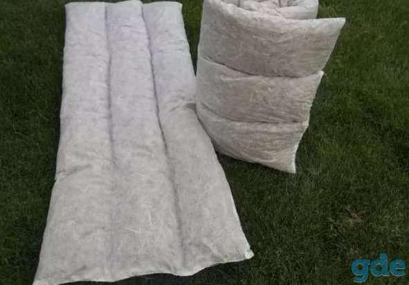 матрасы, подушки с сеном и луговой травой, фотография 2