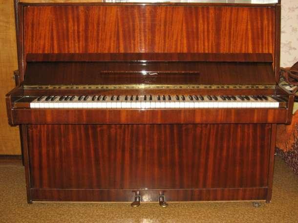 Настройка, ремонт пианино, фортепиано в Усть-Донецком, фотография 1