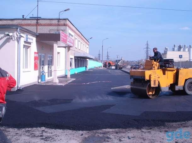 асфальтирование и ремонт дорог асфальта от кампании ДРСУ1996, фотография 1