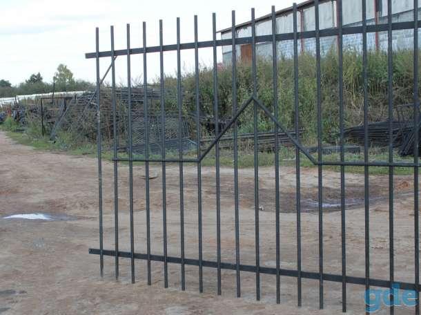 Секции заборные, фотография 5