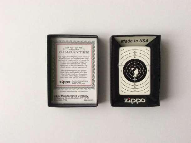 Зажигалка Zippo 29390 Shooting Target, фотография 3