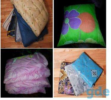 Матрац, подушка и одеяло, фотография 1