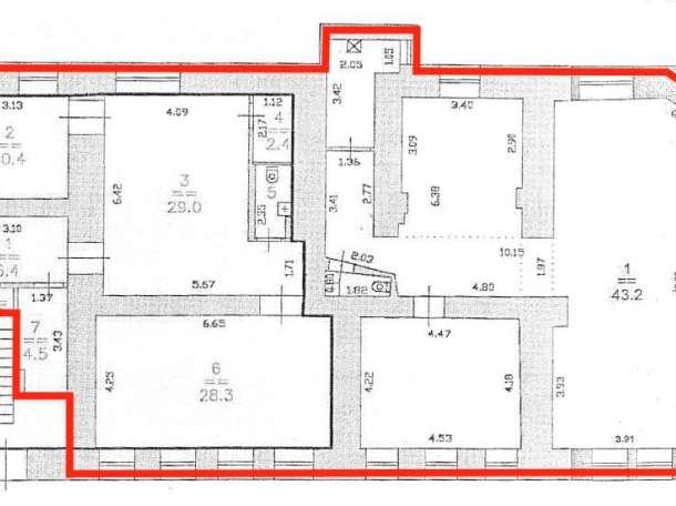 Продам торговое помещение 181 кв.м., фотография 8