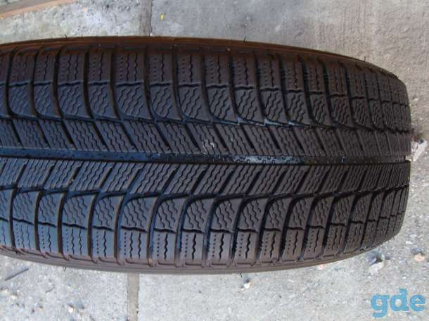 Шины зимние нешипованные Michelin X-ICE 215/55 R17, фотография 3