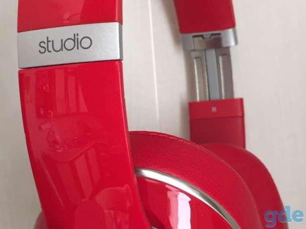 Beats Studio Red 2 оригинал, фотография 7