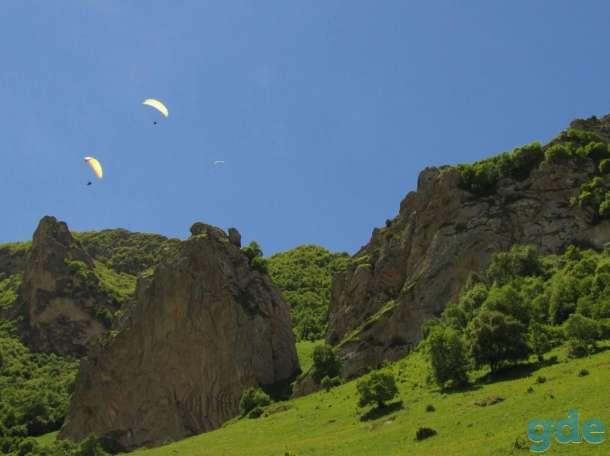 9 сентября - Полеты на парапланах в Чегеме!, фотография 7