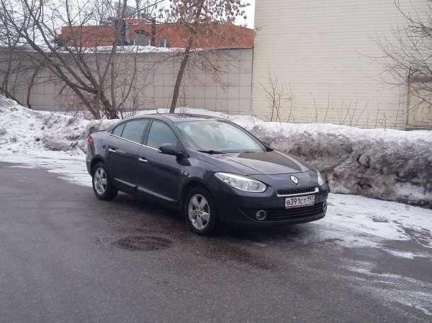 Продаю Renault Fluence 2012г.в. 2.0 138л.с., фотография 2