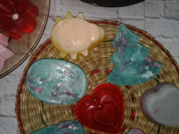 Чудесный подарок-мыло ручной работы, фотография 10