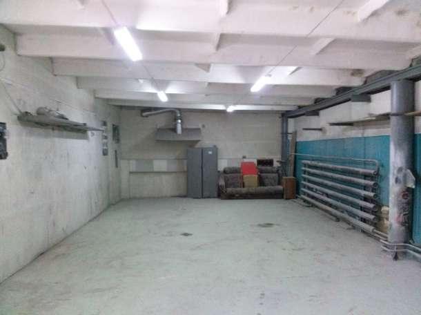 гараж в ГСК