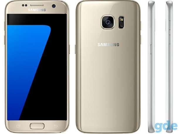 Samsung Galaxy S7, фотография 2