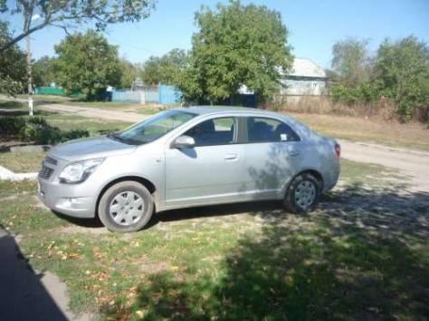 Chevrolet Cobalt выпуск 2013 г., фотография 3