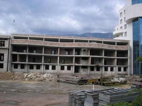Комплекс незавершенного строительства, фотография 2