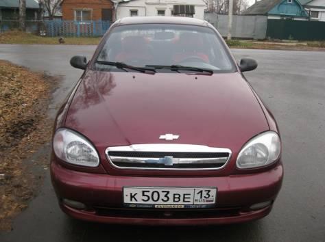Продам Chevrolet   Lanos SX,  2008 г., фотография 1