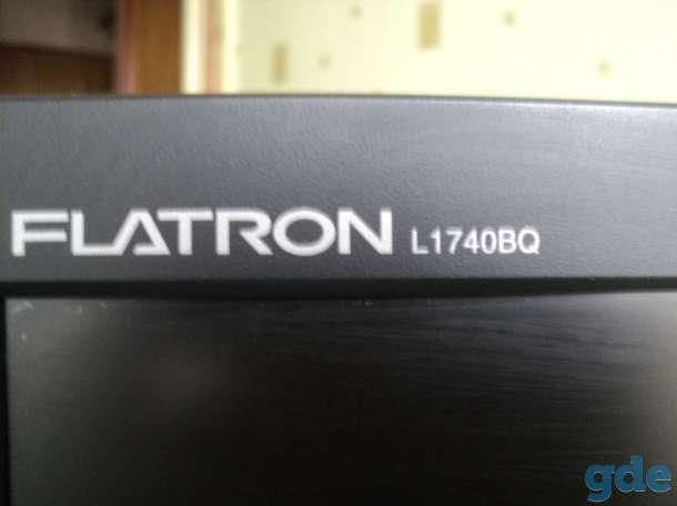 Монитор LG L1740BQ, фотография 2