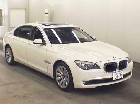 BMW Модель:7 SERIES Модификация:ACTIVEHV7L Год:2010, фотография 1
