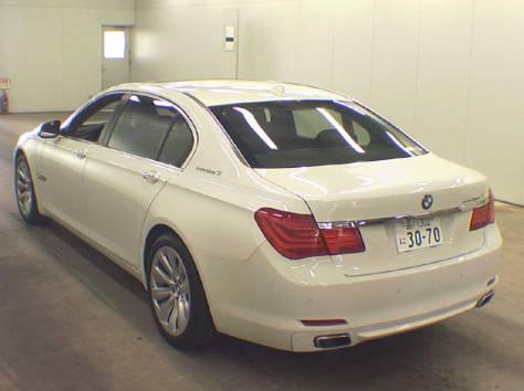 BMW Модель:7 SERIES Модификация:ACTIVEHV7L Год:2010, фотография 4