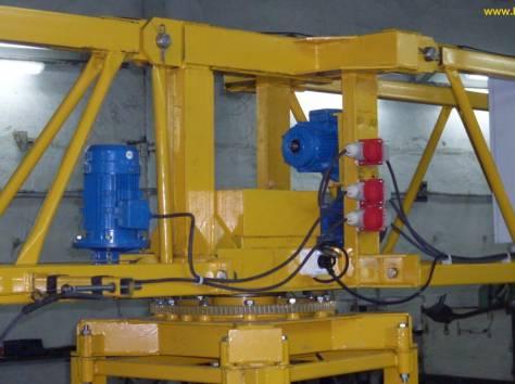 Строительный радиоуправляемый мини-кран КСРМ-500, фотография 6