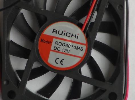 Вентилятор 60х60х10мм. 5В куплю, фотография 2