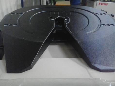 Седельно сцепное устройство JOST JSK38C1, фотография 1