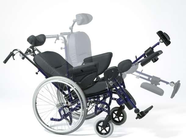 Кресло-коляска многофункциональное Vermeiren Serenys, фотография 2