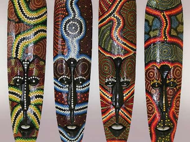 Африканские маски, фотография 6