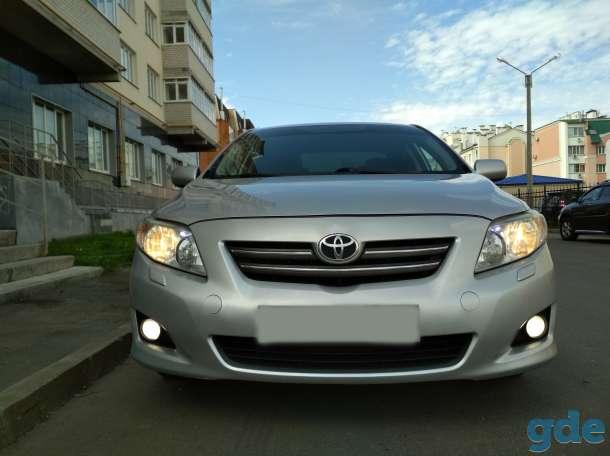 Toyota Corolla, фотография 3