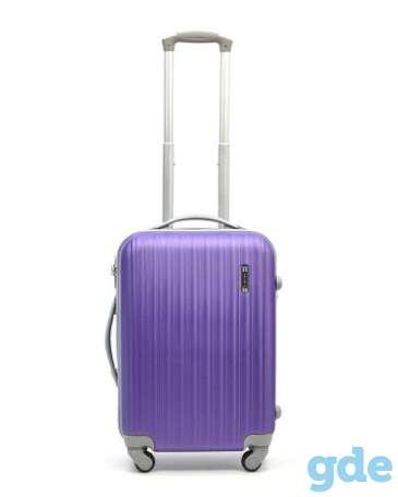 Пластиковые чемоданы, фотография 2