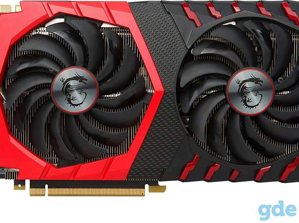 MSI GTX 1080 TI GAMING X Computer Graphics Cards, фотография 1