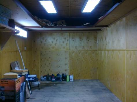 Металлический утепленный гараж в г. Реутове, фотография 2