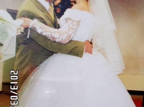 счастливое свадебное платье, фотография 1