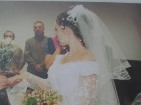 счастливое свадебное платье, фотография 3