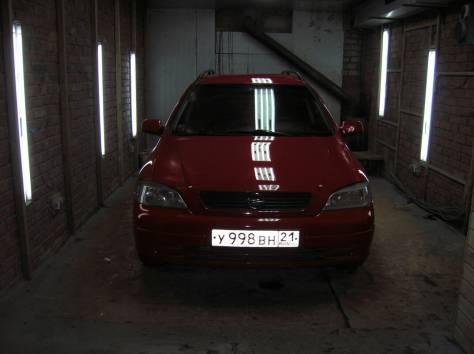 Opel Astra, 2000 г., фотография 1