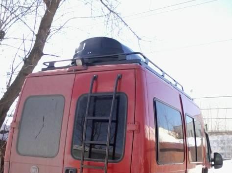 Багажник для Фиат Дукато, фотография 4
