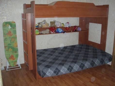 Купить Двухъярусную Кровать С Диваном В Московкой Обл