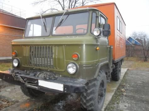 ГАЗ 66, фотография 1